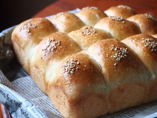 HBクリームちぎりパン7