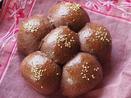 ココアブリオッシュ・クリームパン5