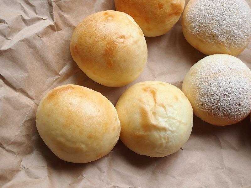 丸パン ホシノVS.レーズン酵母5