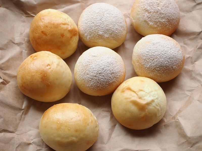 丸パン ホシノVS.レーズン酵母3