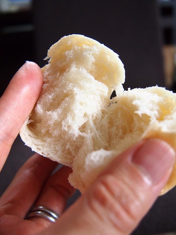 丸パン ホシノVS.レーズン酵母7