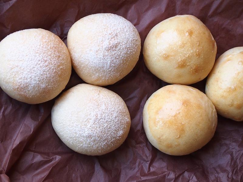 丸パン ホシノVS.レーズン酵母レーズン2
