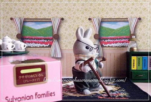 ウ-16グレーウサギのおじいさん
