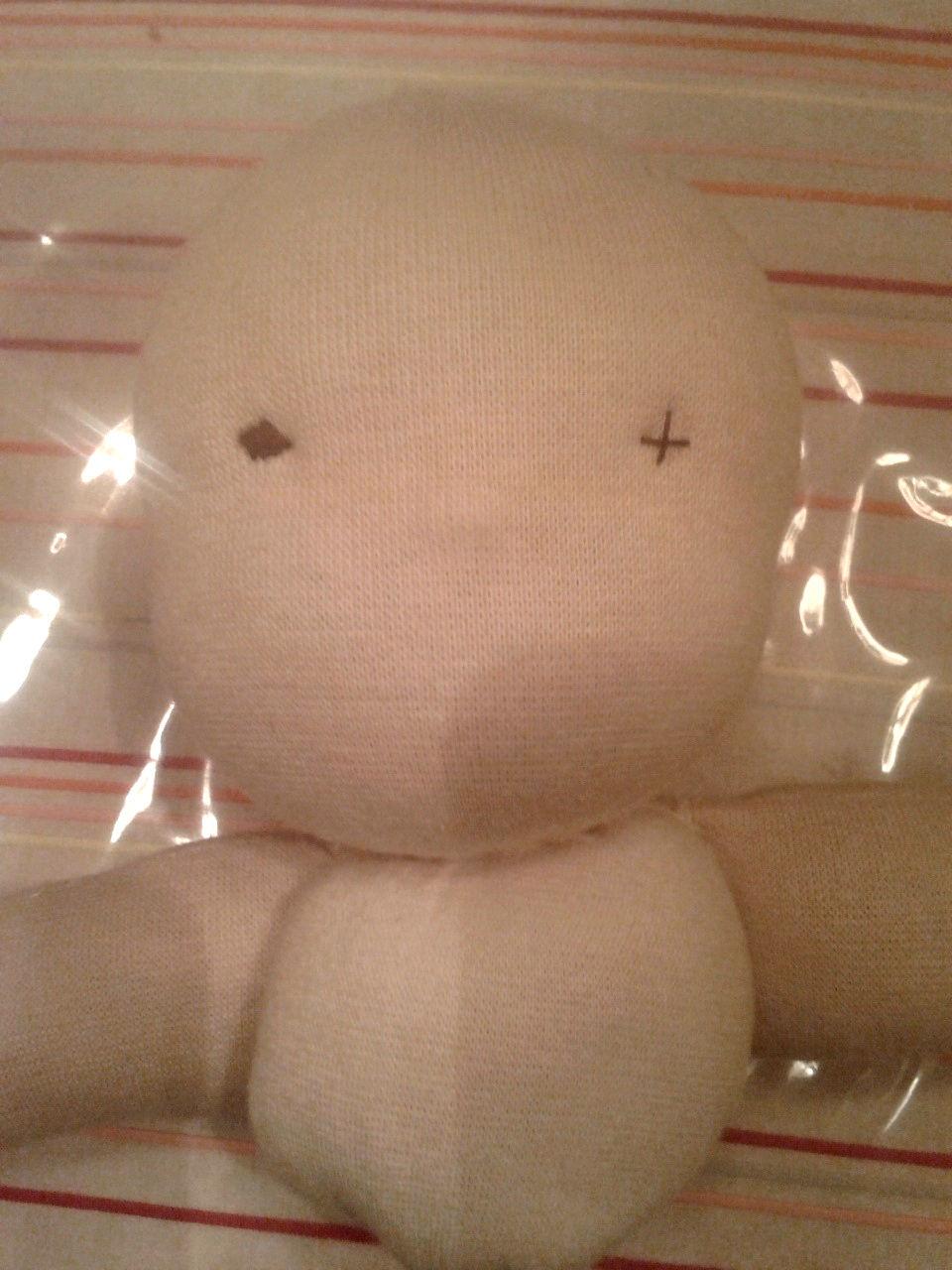 Doll eye