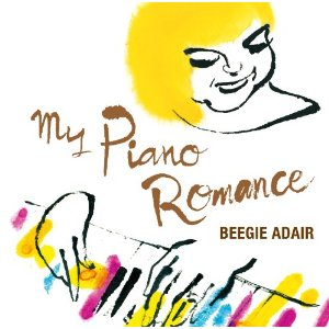 BEEGIR ADAIR「MY PIANO ROMANCE」