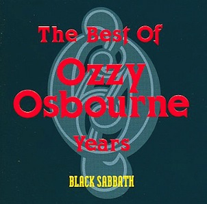 BLACK SABBATH「THE BEST OF OZZY OSBOURNE YEARS」