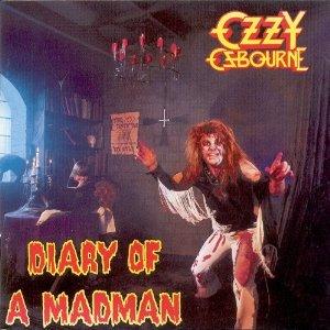 OZZY OSBOURNE「DIARY OF A MADMAN」