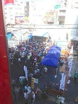 下北沢音楽祭2013金子マリ2