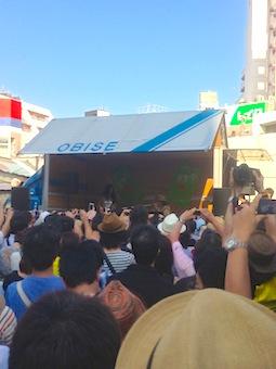 下北沢音楽祭2013金子マリ1