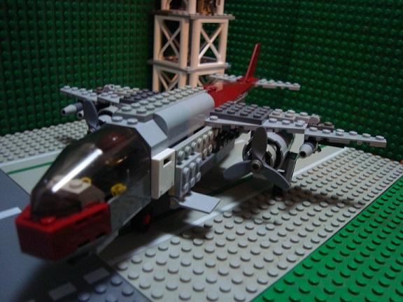 ベリサリウス双発戦闘機