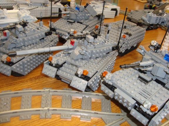 UKL機甲軍