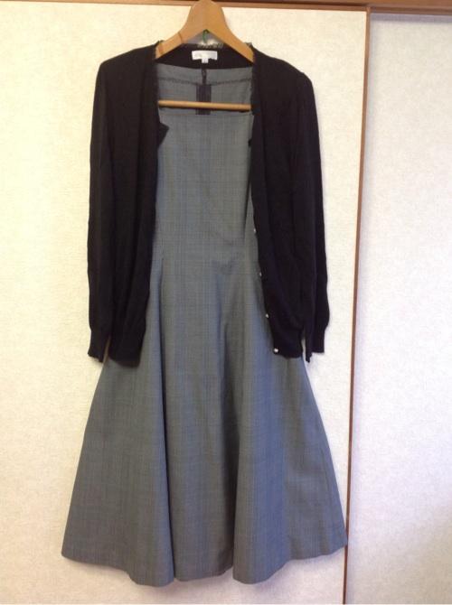 ジャンパースカート1