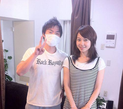 週間プレイボーイ「長崎真友子」専属パーソナルトレーナー (1)