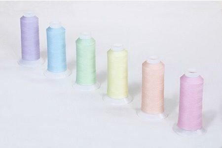 蓄光糸暗いところで光る発光する繊維アイデア商品製品開発会社