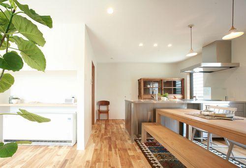 キッチンのデザインがいい!昭和住宅公園展示場主婦に人気のモダン、おしゃれなハウスメーカー工務店