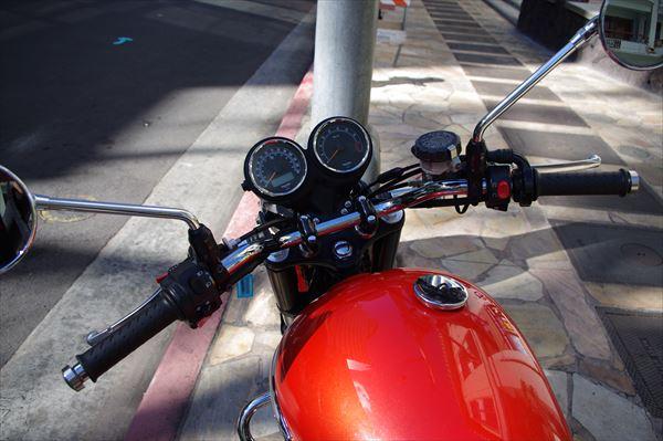ワイキキ バイク