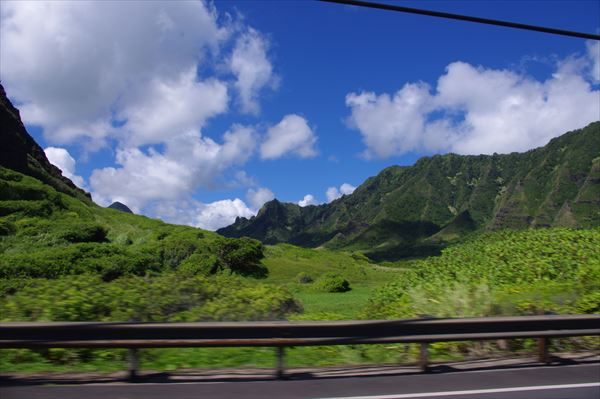 ハワイ ツーリング