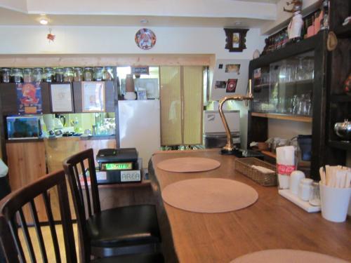 店内 厨房