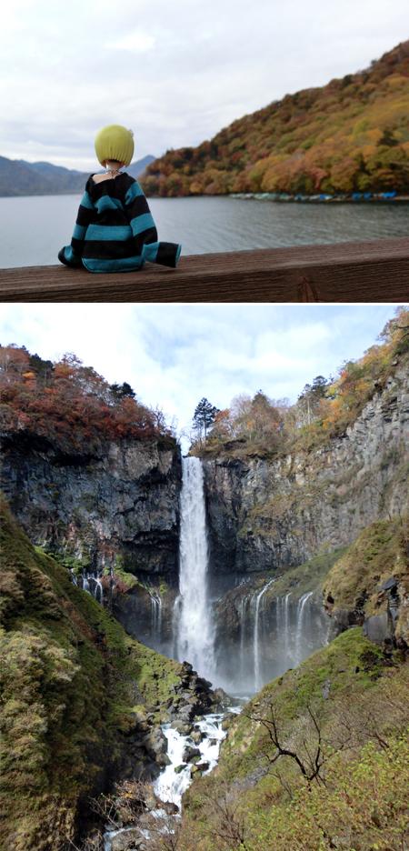 26_10_23 中禅寺湖と華厳の滝
