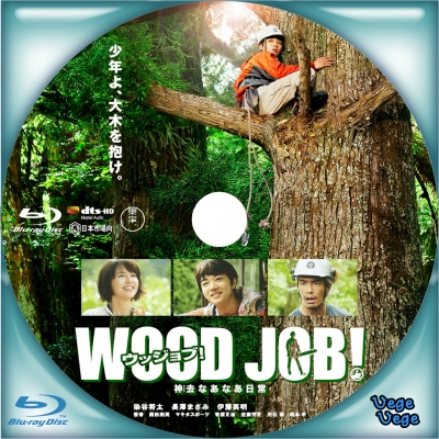 WOOD JOB!~神去なあなあ日常~ B