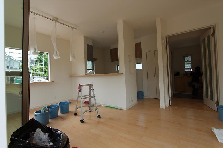 2-62-4モデル外室内洗い工事