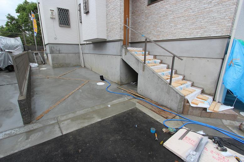 モデル階段01