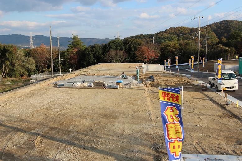けやき坂E街区着工11月22日