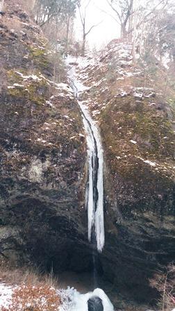 榛名神社滝