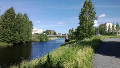 川 ジョギング5