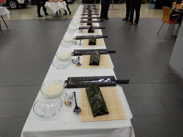 テーブルセッティング2