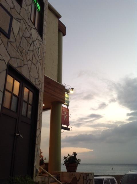 秋谷のレストラン