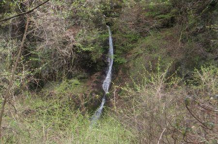 ゴハンギョウの滝