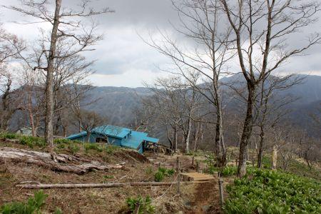 青ヶ岳山荘