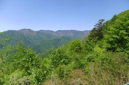 松姫峠より2
