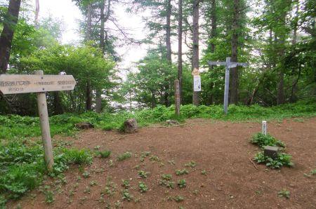 今倉山東峰