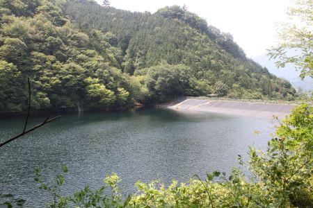小篠貯水池