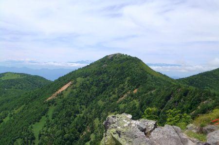 東篭ノ登山