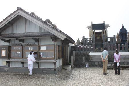 剣ヶ峰神社