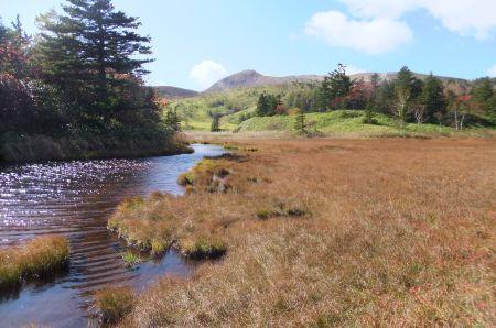 池と湿原2