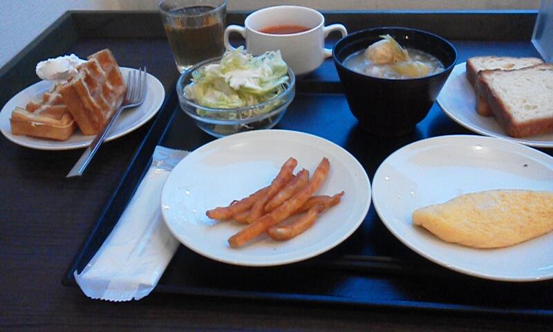 122朝食