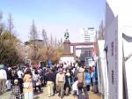 同期の桜 開会式