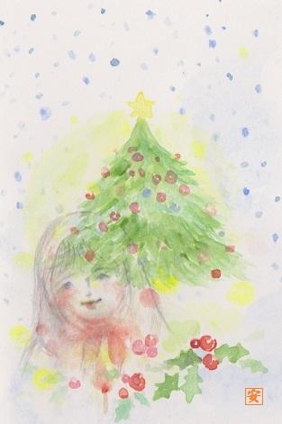 クリスマス習作