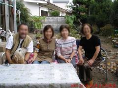 2007 10 29 30年ぶりの再会
