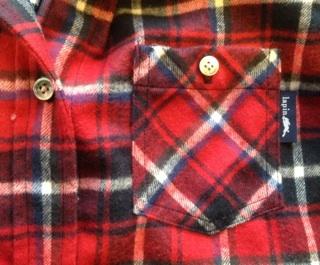 チェックシャツ3