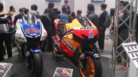 2012 MotoGPマシン
