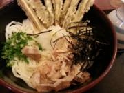 ふなピー魚町銀ぶら☆うどん「喜楽」02