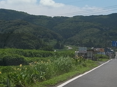 最後のドライブ筑波山3