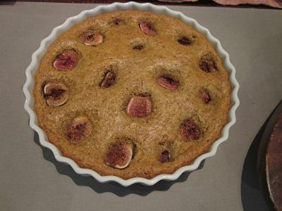 アーモンドフィグケーキ