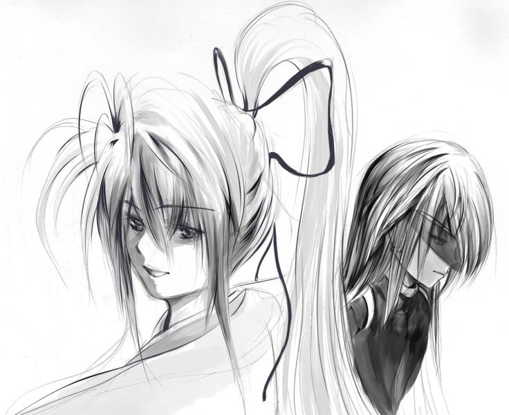 シアール,ジルウェ | Cial Girouette -Elpis Character Sketch