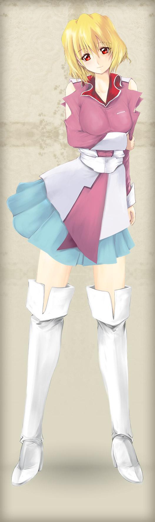 Stella Loussier | Gundam Seed Destiny
